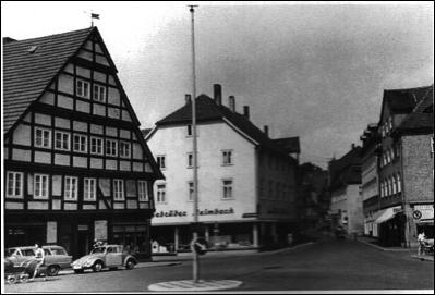 Foto des ursprünglichen Standortes