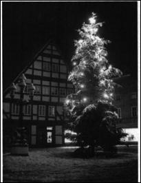 Weihnachten am alten Standort